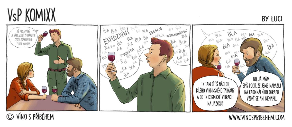 3. příběh o víně