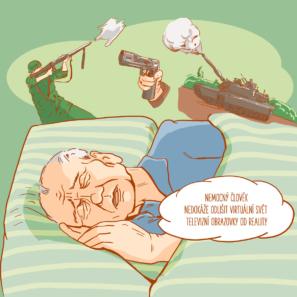 pečovatelé, zlé sny