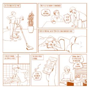pecovatelé, příběh Hany str.2